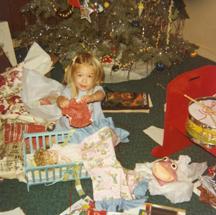 devanie christmas baby